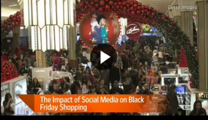 midia impact on social friday 2014