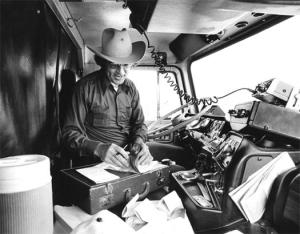TruckerOnCBRadio