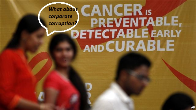 cancer-curable-not-corruption